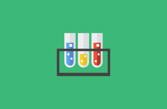 Instrução para coleta de amostra de exame laboratorial