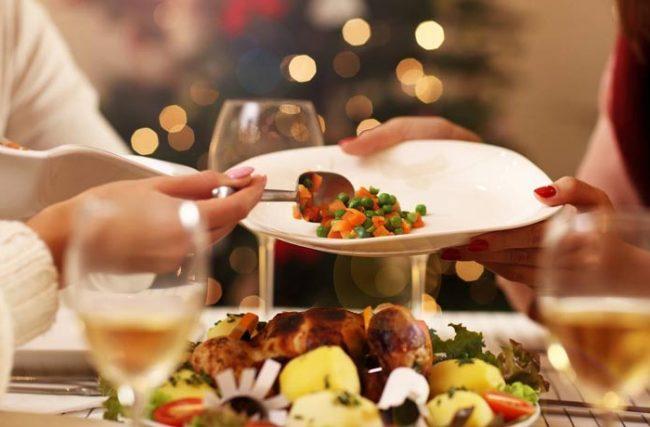 Cuide da sua saúde nas festas de fim de ano