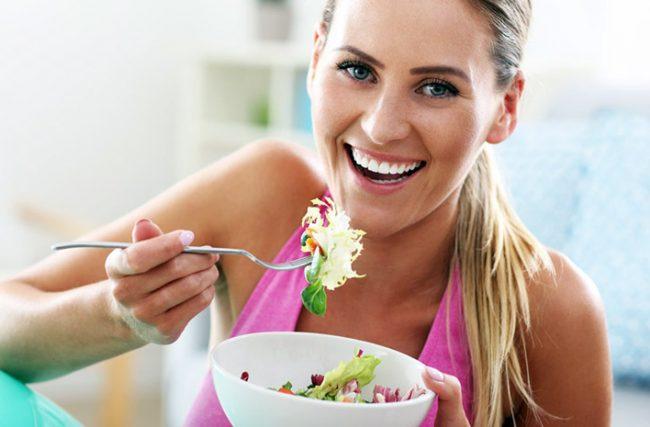 Como manter uma alimentação saudável para emagrecimento?